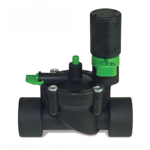 "Электромагнитный клапан Irritrol EU-EPIC-1-C (E-PIC), с регулятором потока, 1"" ВР, 24VAC"