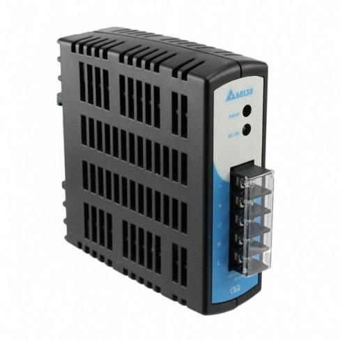 DRP012V015W1AZ,Uвх ном = 1х220В, Uвых = 12В, I нагрузки макс = 1,25 А, 15Вт, в пластиковом корпусе   DELTA ELECTRONICS
