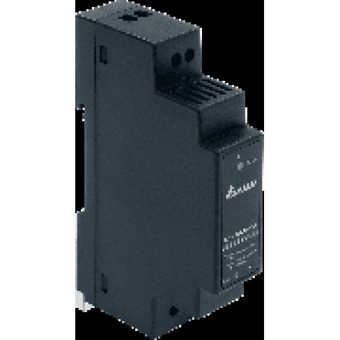 Вторичный источник питания DRC-24V60W1AZ  Uвх ном = 1х220В 50Гц, Uвых = 24В, I нагрузки макс = 2,5 А  DELTA ELECTRONICS