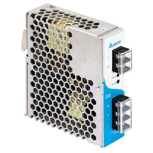 DRP012V060W1AA, Uвх ном = 1х220В, Uвых = 12В, I нагрузки макс = 5,0 А, 60Вт, в металлическом корпусе    DELTA ELECTRONICS
