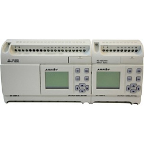 AF-10MT-GD 12...24V DC, 6 входов DC (дискретные/аналоговые), 4 транзистора PNP