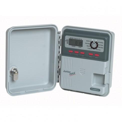 Контроллер Irritrol JUNIOR Max EXT, 8 станций, 3 программы, ЖК дисплей, внешний