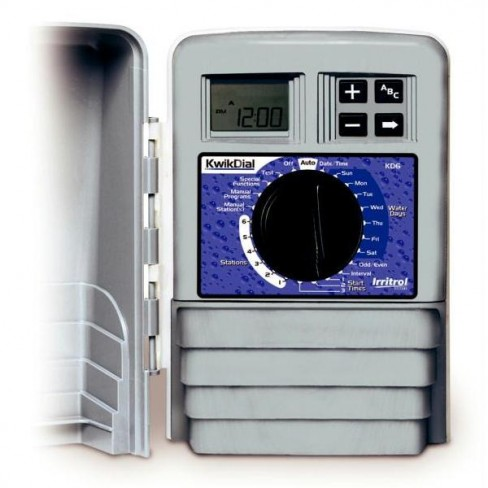 Контроллер Irritrol Kwik Dial, 9 зон, наружный, KD9-EXT-E
