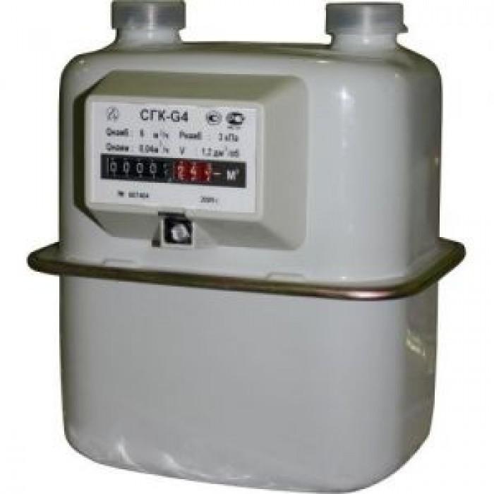 счетчик газа сгк g 4
