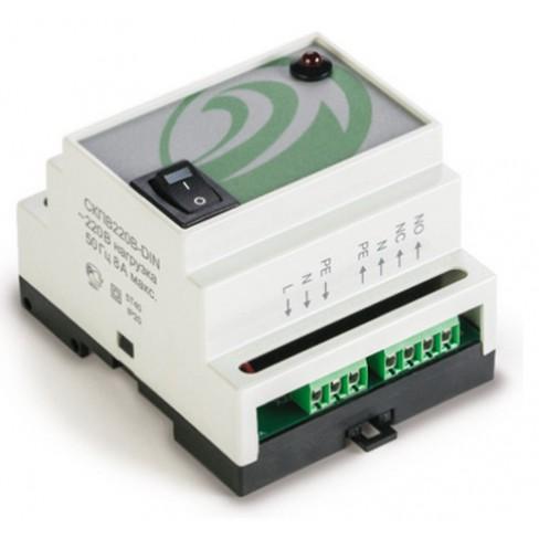 Контроллер СКПВ12В-DIN 12В