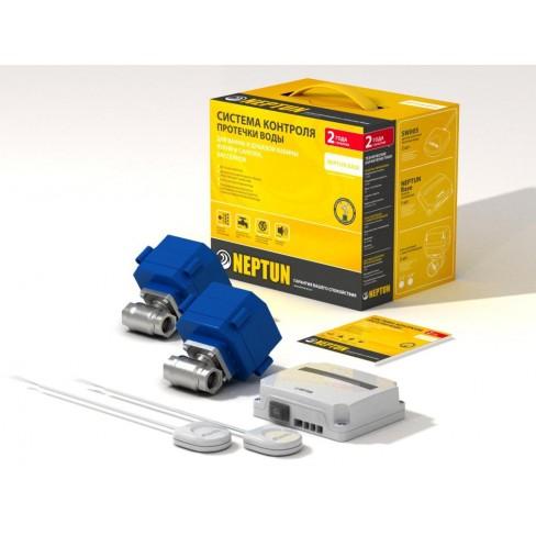 Защита от протечек воды NEPTUN Bugatti Base 1/2