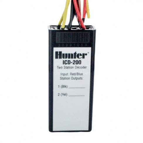 Декодер Hunter ICD-200 на 2 зоны