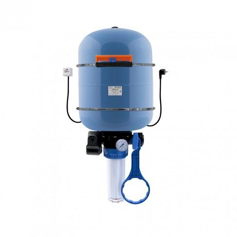 Джилекс Краб 50 - Автоматическая система поддержания давления и фильтрации воды