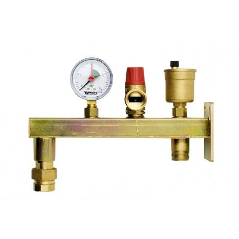 Группа безопасности для систем отопления с подключением расширительного бака Джилекс
