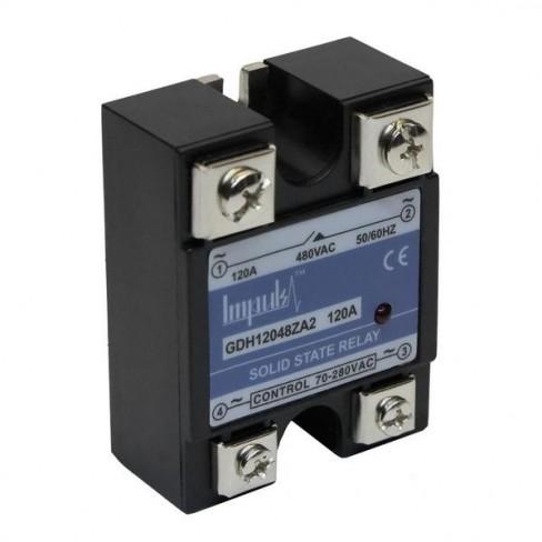 Твердотельные реле GDH12048ZA2 (120A, 480V AC, 80...280V AC)