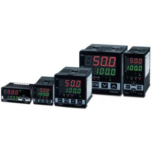Термоконтроллер FY900-VR-2-RS232 96х96, имп. и релейный выходы, 2 сигн. RS-232