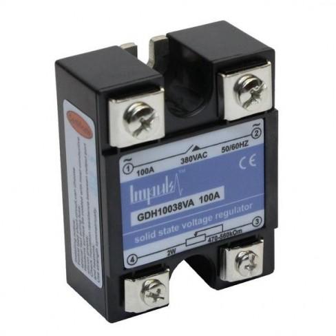 Твердотельные реле GDH10038VA (100A, 380V AC, 0-560kOhm)