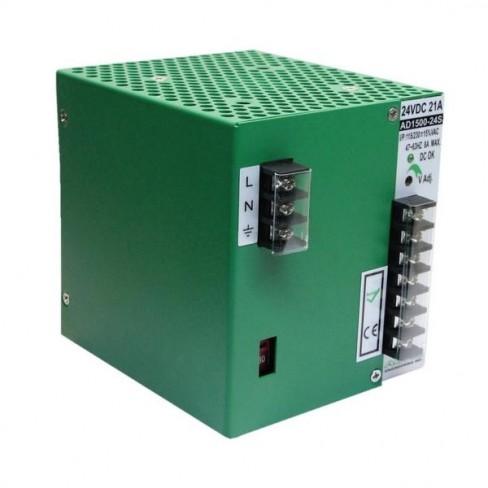 Блок питания ACRO AD1500-24S (24 В, 21А, 500 Вт)