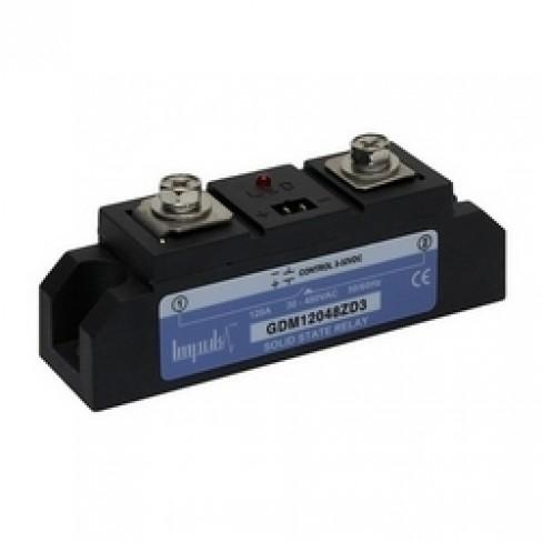 Твердотельные реле GDM12048ZD3 (120A, 480V AC, 3...32V DC)