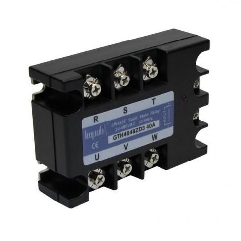 Твердотельные реле GTH4048ZD3 (40A, 480V AC, 3...32V DC)