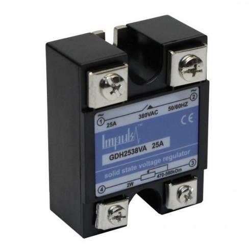 Твердотельные реле GDH2538VA (25A, 380V AC, 0-560kOhm)
