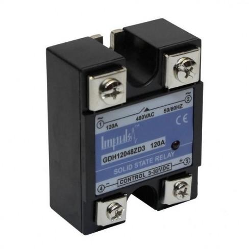 Твердотельные реле GDH12048ZD3 (120A, 480V AC, 3...32V DC)