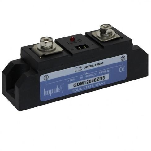 Твердотельные реле GDM12048ZA2 (120A, 480V AC, 80...280V AC)