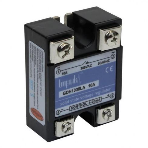Твердотельные реле GDH1038LA (10A, 380V AC, 4-20мА DC)
