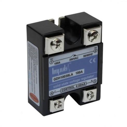 Твердотельные реле GDH10038LA (100A, 380V AC, 4-20мА DC)