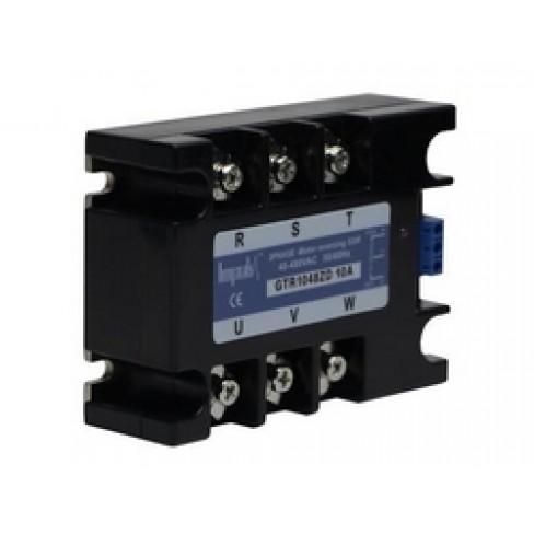 Твердотельные реле GTR1048ZD (10A, 480V AC, 10...30V DC)