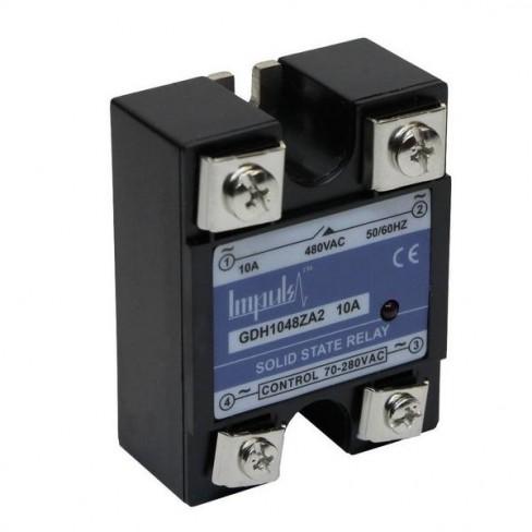 Твердотельные реле GDH1048ZA2 (10A, 480V AC, 80...280V AC)