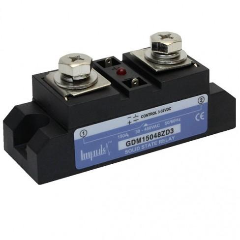 Твердотельные реле GDM15048ZA2 (150А, 480V AC, 80...280V AC)