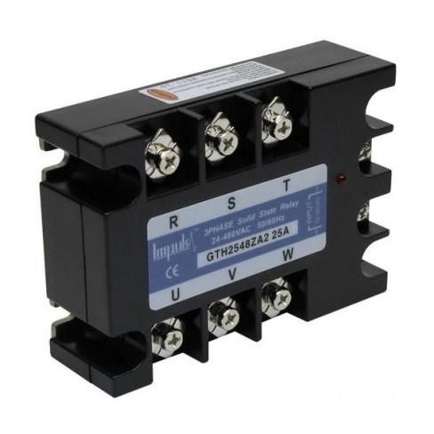 Твердотельные реле GTH2548ZA2 (25A, 480V AC, 80...280V AC)