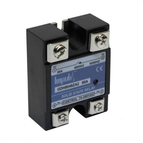 Твердотельные реле GDH8048ZA2 (80A, 480V AC, 80...280V AC)