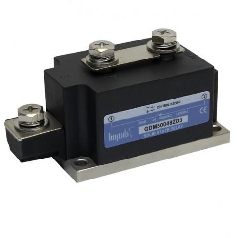 Твердотельное реле GDM50048ZA2 (500A, 480V AC, 80...280V AC)