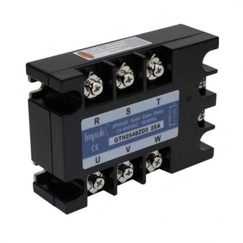 Твердотельные реле GTH2548ZD3 (25A, 480V AC, 3...32V DC)