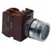 Кнопка потай зеленая с подсветкой C2PIF G 1A 220V без фиксации, 1 Н.О.