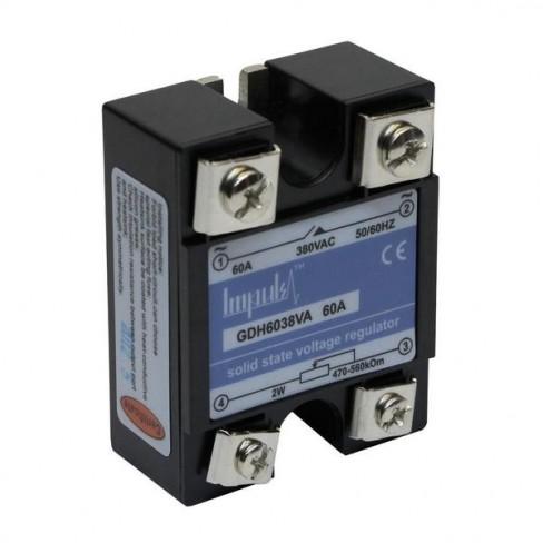 Твердотельные реле GDH6038VA (60A, 380V AC, 0-560kOhm)