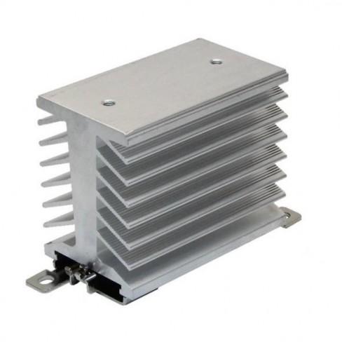 Радиатор для однофазного реле на Din-рейку SSR-D