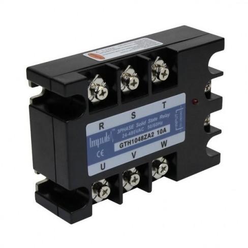Твердотельные реле GTH1048ZA2 (10A, 480V AC, 80...280V AC)