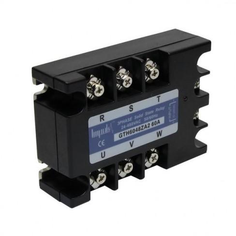 Твердотельные реле GTH6048ZA2 (60A, 480V AC, 80...280V AC)