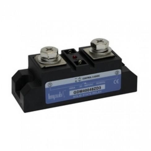 Твердотельные реле GDM40048ZD3 (400A, 480V AC, 3...32V DC)