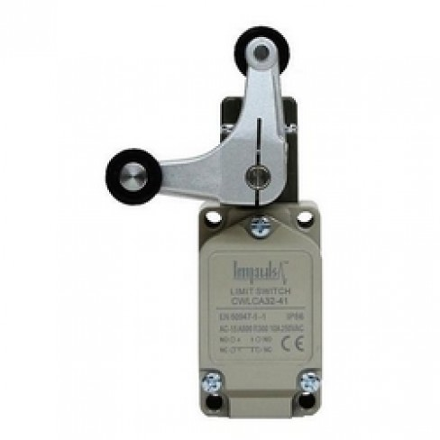 Концевой выключатель CWLCA32-41 (двойной рычаг с роликами)
