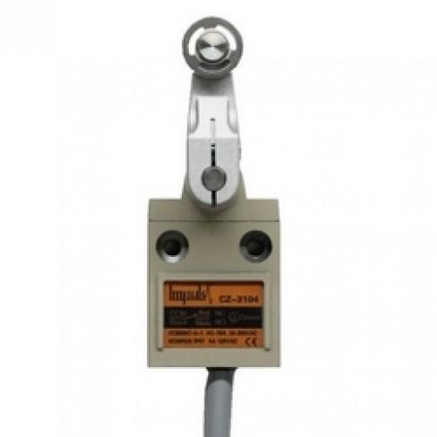 Концевой выключатель CZ-3104 (рычаг с роликом поворотный)