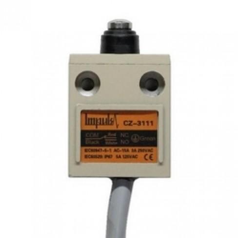 Концевой выключатель CZ-3111 (кнопка нажимная)