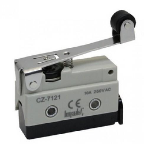 Концевой выключатель CZ-7121 (рычаг с роликом нажимной)