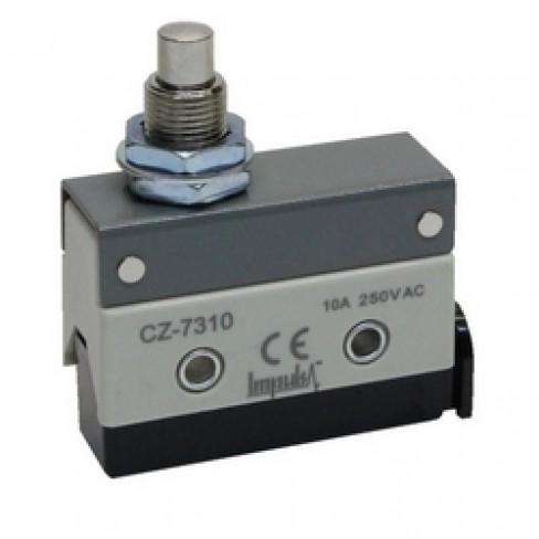 Концевой выключатель CZ-7310 (шток нажимной)