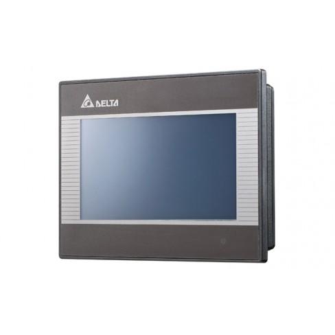 "DOP-B03E211 TFT LCD 4.3"" (16:10), 480х272, 128M Flash, 64 SDRAM, COM1/COM2 (RS-232/422/485), RTC, Ethernet"