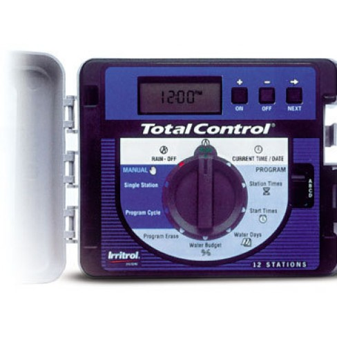 Контроллер Irritrol TOTAL CONTROL, 15 станций, 4 программы, TC-15EX-B-50-E