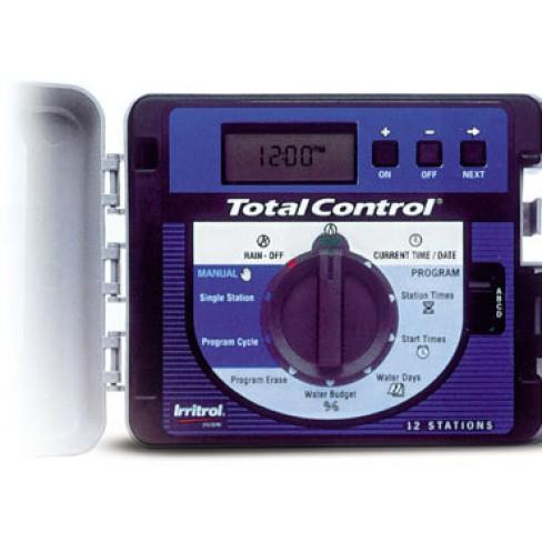Контроллер Irritrol TOTAL CONTROL, 18 станций, 4 программы, TC-18EX-B-50-E
