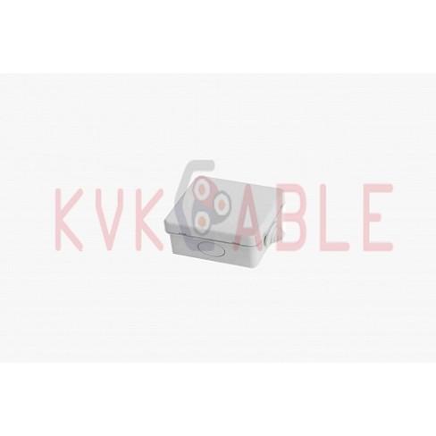 030-031 Коробка распаячная УПрк 80х80/50.2.3