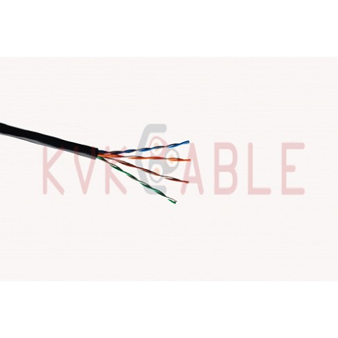 UTP 4PR 24AWG CAT5e Outdoor Кабель