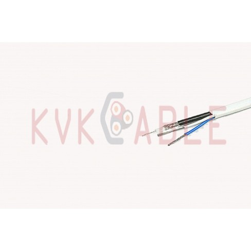 КВОС-У3 (КВК-2П 2х0,5) внешний кабель