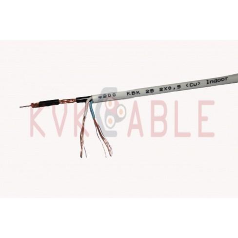 КВК В-2 2х0,75 внутренний кабель PREMIUM SyncWire