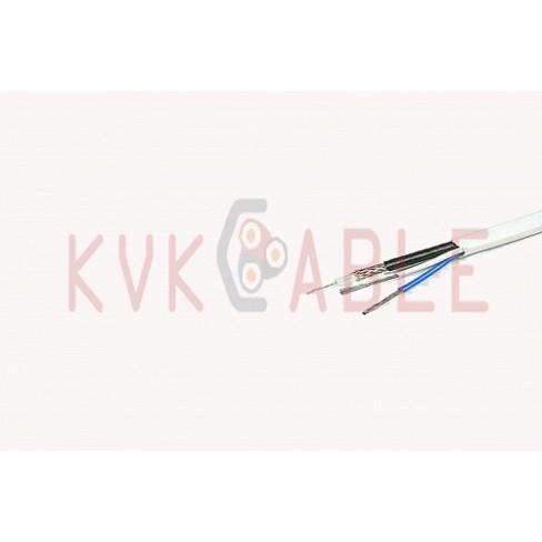 КВОС-В3А (КВК-2В 2х0,5) внутренний кабель